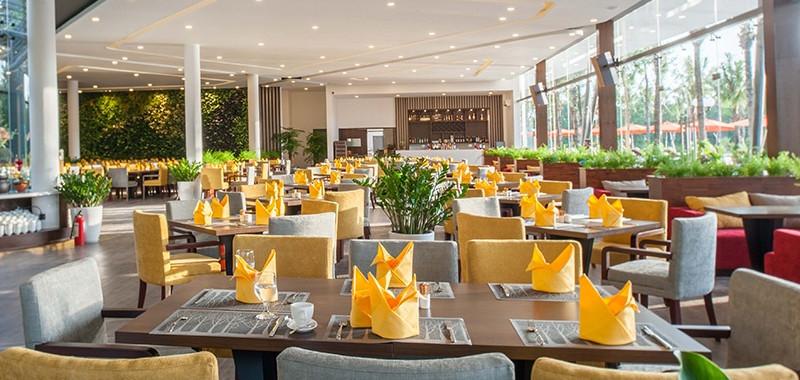 Nhà hàng Poem ở Khu nghỉ dưỡng Flamingo Đại Lải   Travelmart.vn