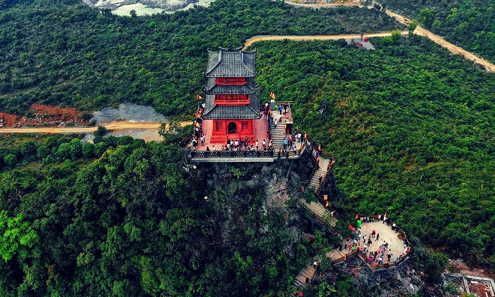 5 Lý do nhất định phải đến du lịch chùa Tam Chúc một lần | Travelmart.vn