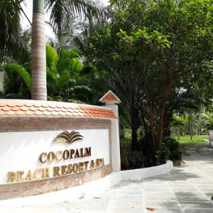 Coco Palm Beach Resort  Phu Quoc